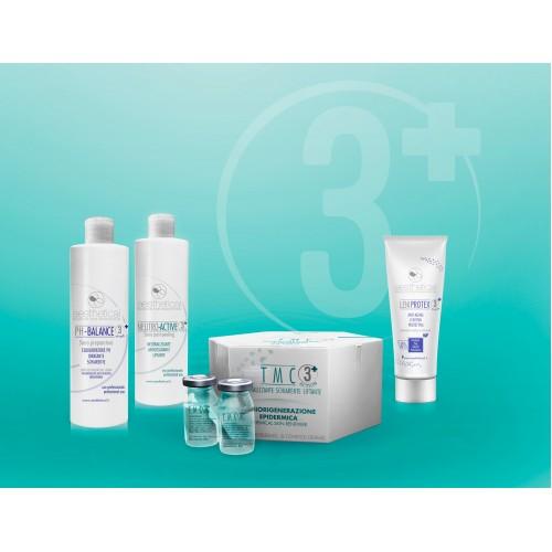 Всесезонный пилинг «ТМС 3+» Неинъекционная биореструктуризация кожи