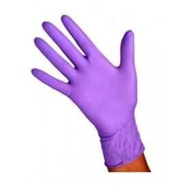 Перчатки Safe&Care (фиолетовые)