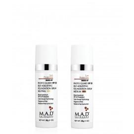 Photo Guard Spf 50 Self-Adjusting Foundation  Serum – Neutral / Medium – Подстраивающаяся сыворотка-основа под макияж с защитой SPF50