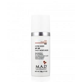 Hyper Sheer SPF 50 Daily Moisturizer – увлажняющий крем-основа под макияж с защитой SPF 50