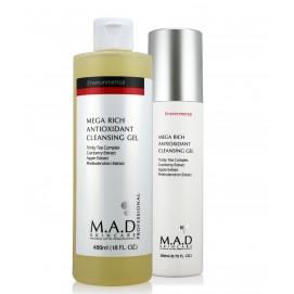 Mega Rich Antioxidant Cleansing Gel  -очищающий гель, обогащенный антиоксидантами