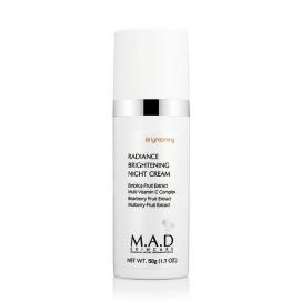 Radiance brightening night cream – Ночной восстанавливающий крем выравнивающий тон кожи