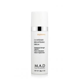 C4 intensiv brightening serum Сыворотка с витамином С для выравнивания тона кожи