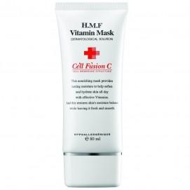 HMF Vitamin Cream Mask Увлажняющая антиоксидантная крем-маска с осветляющим эффектом, 80 мл