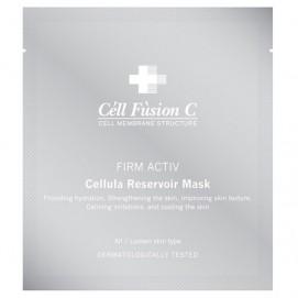 Cellular Reservoir Mask  Тканевая липосомальная  маска с микроэлементами:  Медь(Cu), Магний(Mn), Кремний(Si), Селен (Se) и Цинк(Zn), 35 г