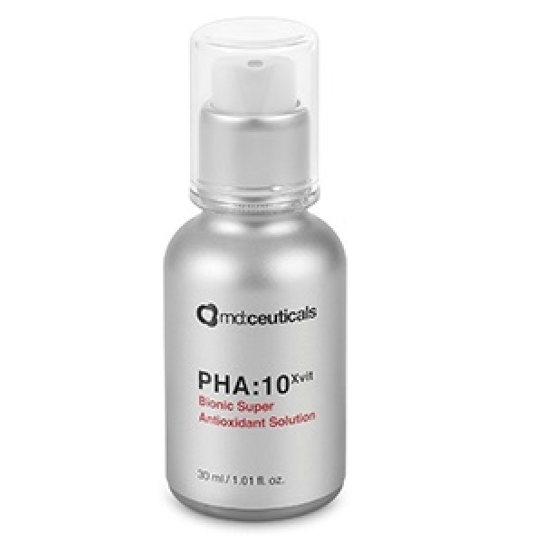 ПГК:10 ИксВит Бионик Супер Антиоксидантная Сыворотка (PHA:10Xvit Bionic Super Antioxidant Solution), 30 мл