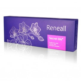 Гель RENEALL Secret Life, 1,0 мл 1 шприц 2 иглы, ГК 20 мл